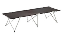 Gelert Quick Erect Camp Bed black